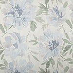 JCPenney Home Sullivan Floral Blooms Energy Saving Blackout Grommet-Top Single Curtain Panel