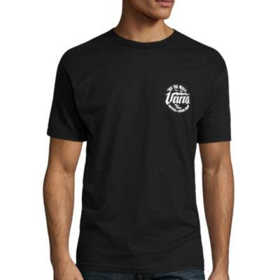Vans® Ear Splatter Short-Sleeve T-Shirt