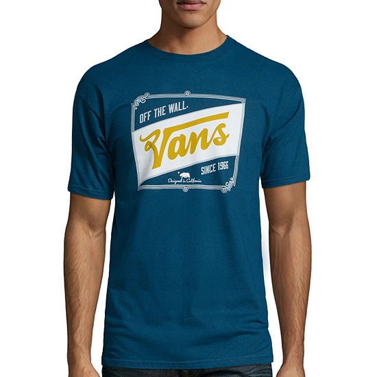 Vans Strormp Short Sleeve T Shirt