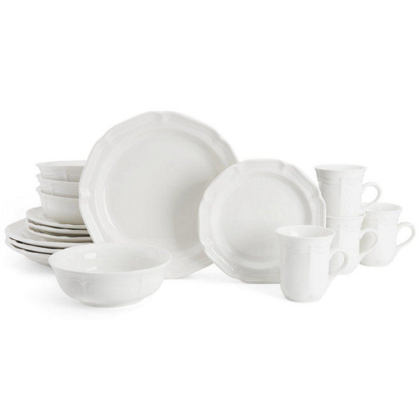 Mikasa® French Countryside 16-pc. Dinnerware Set  sc 1 st  JCPenney & Mikasa French Countryside 16 pc Dinnerware Set