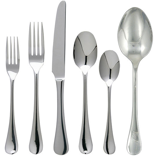 Ginkgo® Varberg 42-pc. Flatware Set