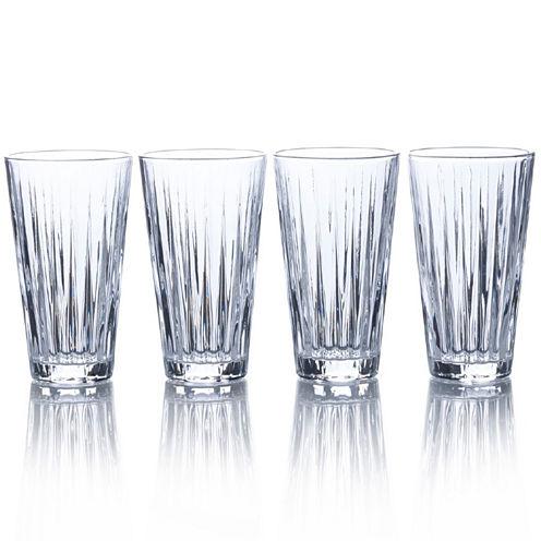 Mikasa® Revel Set of 4 Highball Glasses
