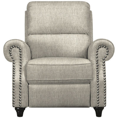 Anna Push Back Recliner