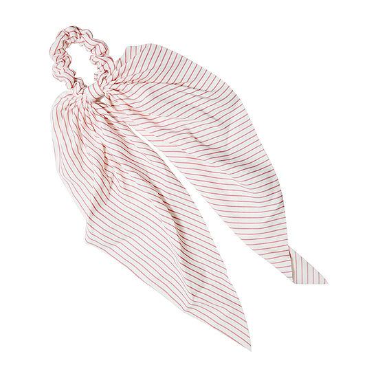 Arizona Pink Striped Hair Ties
