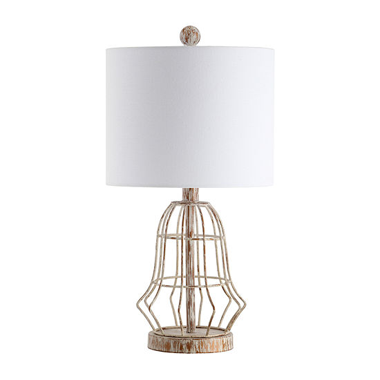 Safavieh Canes Metal Table Lamp