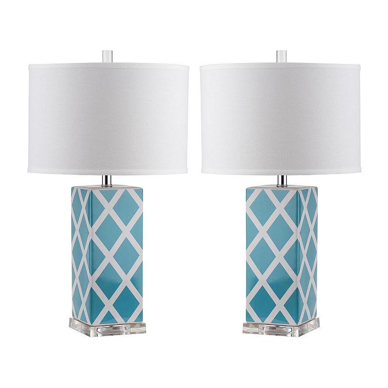 Safavieh Set of 2 Lola Table Lamps