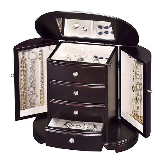 Classic Java Jewelry Box
