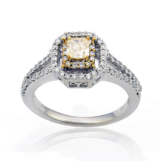 LIMITED QUANTITIES 3/4 CT. T.W. Diamond 14K White Gold Ring