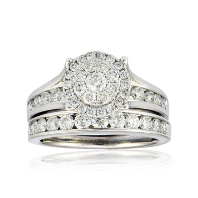 LIMITED QUANTITIES 1 3/4 CT. T.W. Diamond 14K White Gold Ring