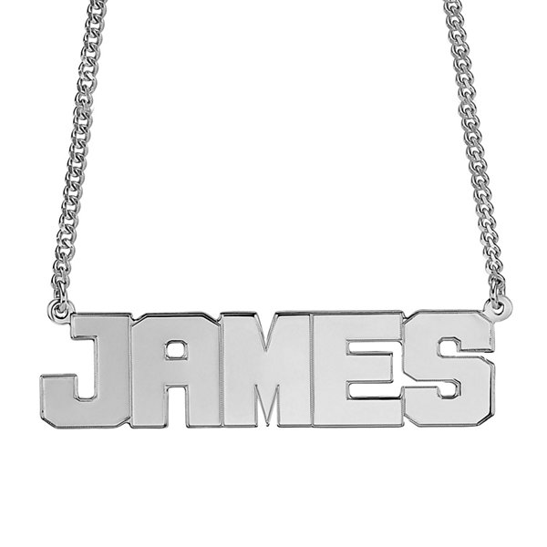 Personalized name pendant necklace jcpenney personalized name pendant necklace aloadofball Gallery