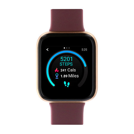 Itouch Air 3 Unisex Adult Red Smart Watch-500009r-0-51-C10, One Size