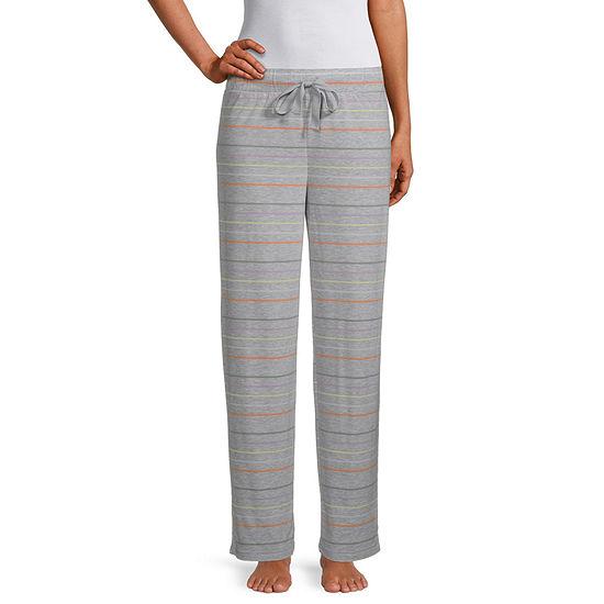 Jaclyn Womens Knit Pajama Pants