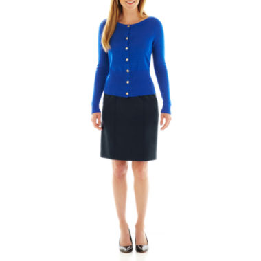 jcpenney.com | Worthington® Cardigan Sweater or Pencil Skirt