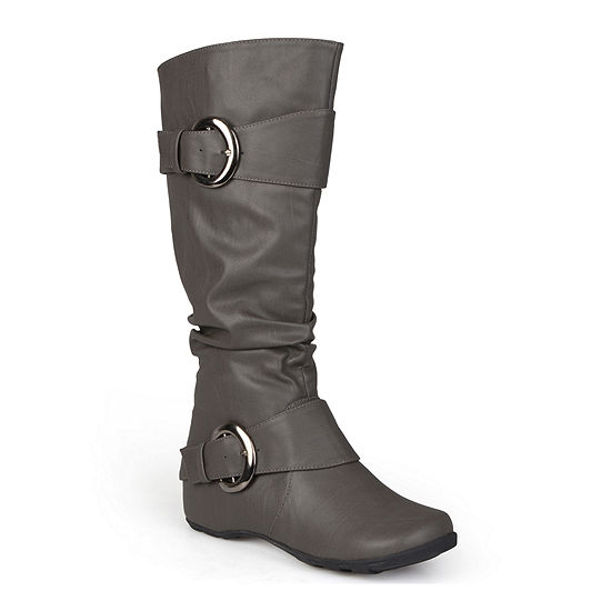 Journee Collection Womens Paris Slouch Riding Boots