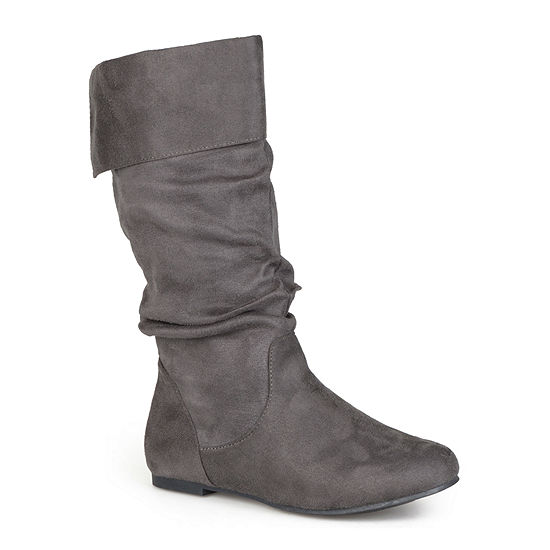 Journee Collection Womens Shelley Slouch Boots