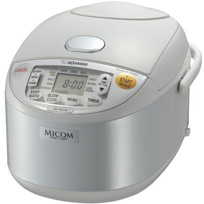 Zojirushi™ Umami® 5½-Cup Micom Rice Cooker & Warmer