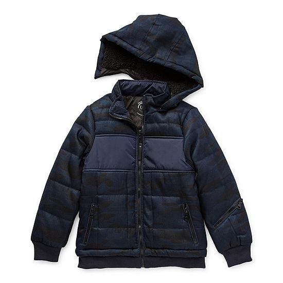 Urban Republic Little & Big Boys Midweight Bomber Jacket