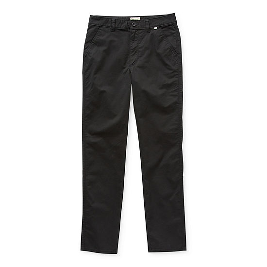 Vans Big Boys Mid Rise Straight Pull-On Pants