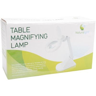 Naturalight Table Magnifying Lamp