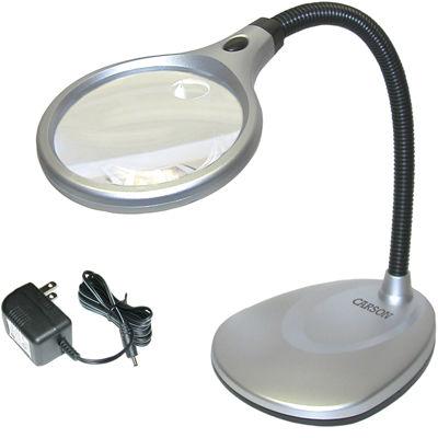 DeskBrite 200 Lighted Magnifier