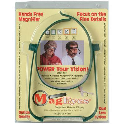 MagEyes Magnifier Lenses