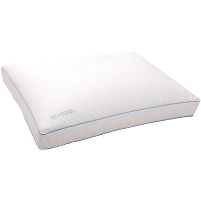 Isotonic® Iso-Cool® Side Sleeper Polyester 2-Pack Pillows