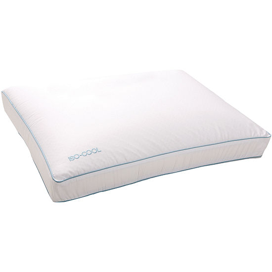 Isotonic Iso Cool Side Sleeper Polyester 2 Pk Pillows