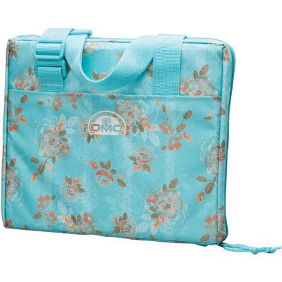 StitchBow Floral Needlework Travel Bag