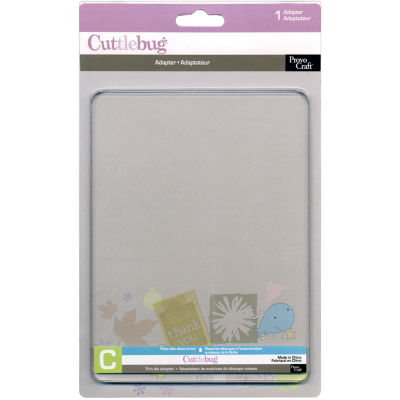 Cuttlebug™ Adapter Plate C