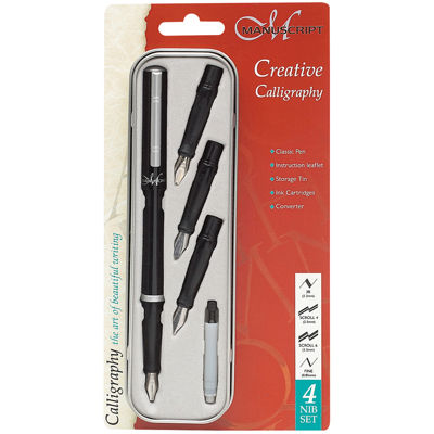 Manuscript Creative Calligraphy Set