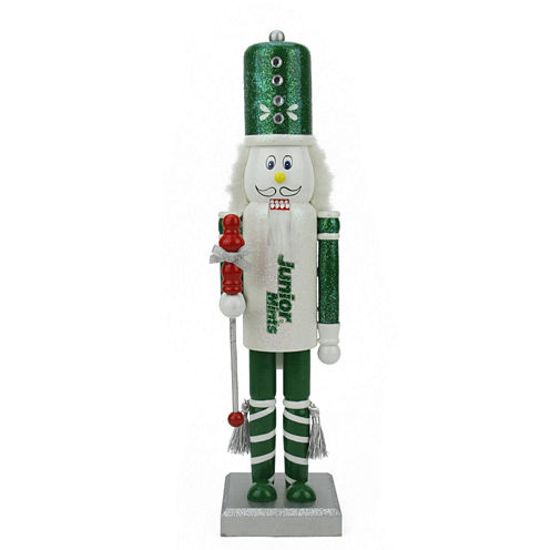 "14"" Junior Mints Wooden Nutcracker"