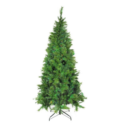 7.5' Traditional Mixed Pine Artificial Christmas Tree - Unlit