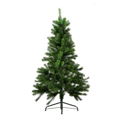 "4.5' x 35"" Medium Mixed Pine Artificial ChristmasTree - Unlit"""
