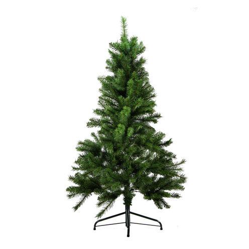 "4.5' x 35"" Medium Mixed Pine Artificial ChristmasTree - Unlit"""