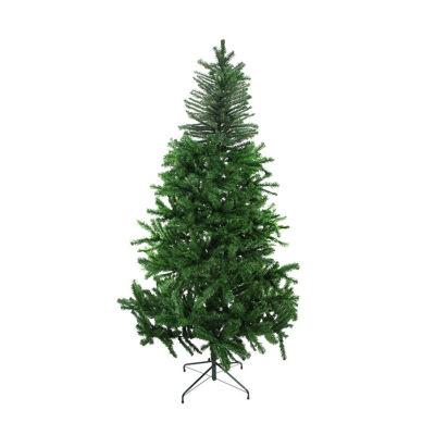 7.5' Two-Tone Balsam Fir Artificial Christmas Tree- Unlit