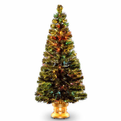 National Tree Co. 5 Foot Radiance Pre-Lit Christmas Tree