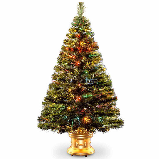 National Tree Co. 4 Foot Radiance Pre-Lit Christmas Tree