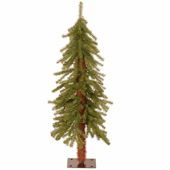 National Tree Co. 3 Foot Hickory Cedar Cedar Christmas Tree