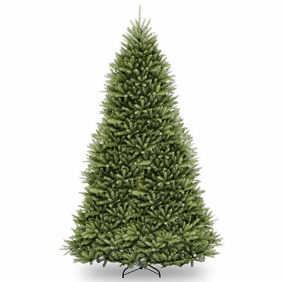 National Tree Co. 12 Foot Dunhill Fir Hinged Fir Christmas Tree