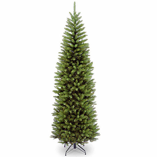 Jc Penney Christmas Trees: National Tree Co. 7 1/2 Foot Kingswood Fir Hinged Pencil