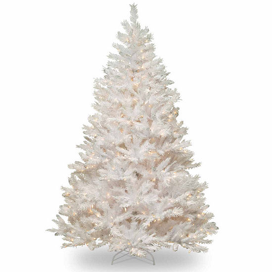 Pre Lit Christmas Tree Clearance.National Tree Co 7 Foot Winchester White Pine Pine Pre Lit Christmas Tree