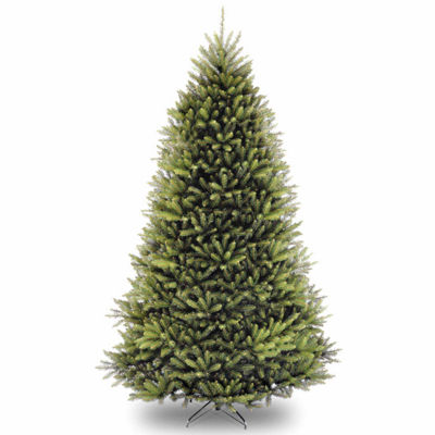 National Tree Co. 9 Foot Dunhill Fir Hinged Fir Christmas Tree