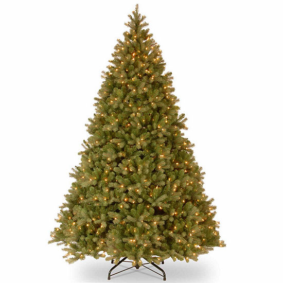 Jc Penney Christmas Trees: National Tree Co. 9 Foot Downswept Douglas Fir Hinged Fir