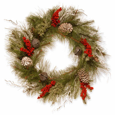 National Tree Co. Christmas Indoor/Outdoor Christmas Wreath