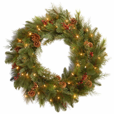 National Tree Co. Noble Indoor/Outdoor Christmas Wreath