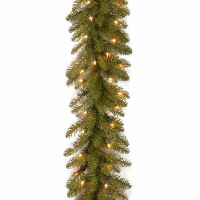 National Tree Co. Dunhill Fir Christmas Garland
