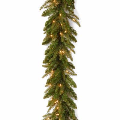 National Tree Co. Downswept Douglas Feel Real Christmas Garland