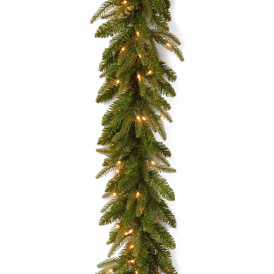 National Tree Co. Downswept Douglas Feel Real Indoor/Outdoor Christmas Garland