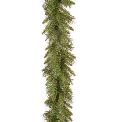 National Tree Co. Tiffany Fir Indoor/Outdoor Christmas Garland
