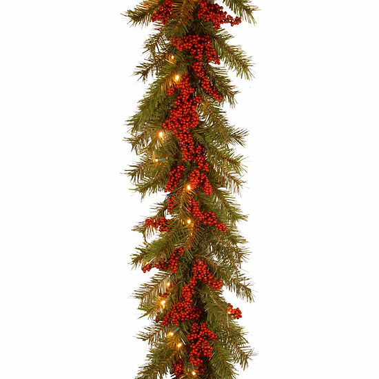 National Tree Co. Valley Pine Indoor/Outdoor Christmas Garland